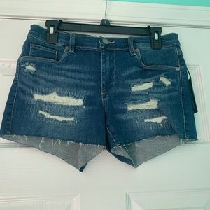 The Essex jean shorts